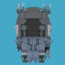 LEGO Brickheadz Fortnite Ice King MOC INSTRUCTIONS PDF ONLY - Marti Brix