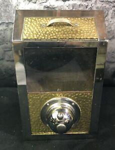 Vintage Coffee Bean Display/Dispenser