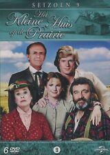 Het Kleine Huis op de Prairie : seizoen 9 (6 DVD)