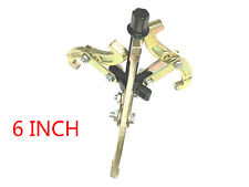 """Bearing Gear Puller 3 Jaw 6""""- Remover Drop Forged Reversible Jaws"""