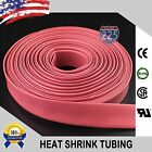 100 Ft. 100 Feet Red 12 13mm Polyolefin 21 Heat Shrink Tubing Tube Cable Us