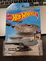 Hot Wheels HW Screen Time Star Trek U.S.S. Vengeance 7/10 GRAY