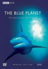 The Blue Planet David Attenborough SE New DVD  RAll