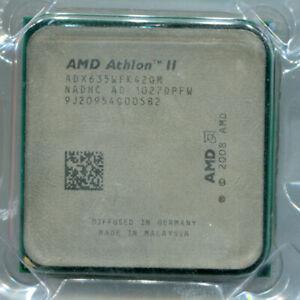 AMD Athlon II X4 635 ADX635WFK42GM 2.9 GHz quad core socket AM3 CPU Propus 95W