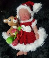 ❤ HOLIDAY SALE ❤ FULL BODY SILICONE BABY - Alliecat by Helen Connors