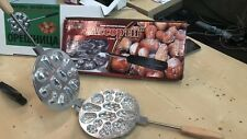 Russian Oreshki Oreshnitsa Walnut Oreshnica Cookie Oreshek Mold Maker MIX 12