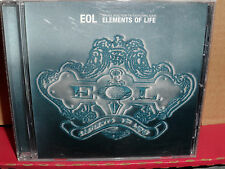EOL - Elements of Life PROMO CD Rare R&B