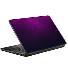 "Skin Decal for HP 2000 Laptop (2013-14) 15.6"" 15"" / Purple dust"