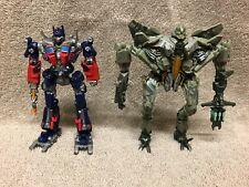 New listing Transformers Revenge of the Fallen Robot Replicas Optimus Prime & Starscream