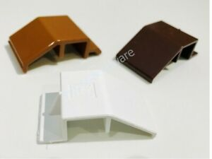 Plastic Run Up Blocks / Guide Blocks / Sash Risers - UPVC Windows & Doors