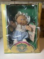 VINTAGE 1985 CABBAGE PATCH DOLL NEW IN BOX PREEMIE GIRL WITH ADOPTION PAPERS