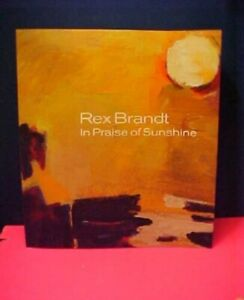 Watercolor:  Rex Brandt In Praise of Sunshine Soft cover +
