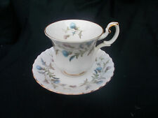Royal Albert  BRIGADOON  Coffee cup and Saucer