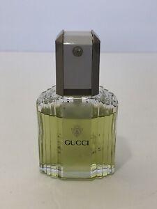 VTG Late 1980s Gucci NOBILE EDT Natural Spray 1 Oz 30ml