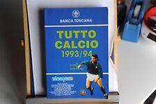BANACA TOSCANA - TUTTO CALCIO 1993/94