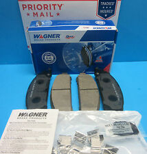 Front Brake Pad Set Kit Wagner for Toyota Venza CERAMIC Made in USA EXPEDITED