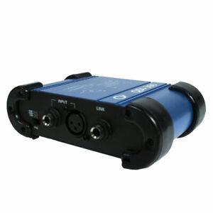Oqan QDI-300 Mono DI Box Passivo ad Un Canale