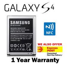 Genuine New Samsung Galaxy S4 i9500 i9505 Battery 12 Mth Warranty with NFC