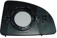 Citroen Jumper 1999-2005 Piastra specchietto con vetro superiore termica dx
