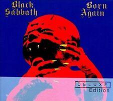 Born Again [Digipak] by Black Sabbath (CD, Jun-2011, 2 Discs, Sanctuary (USA))