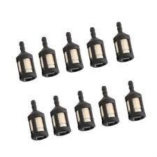 10pcs Filtros de Combustible ZF-1 Reemplazo de Pieza para Motosierra Trimmer