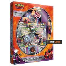 Pokemon Buzzwole Ultra Beasts GX Premium Collection Box: Booster Packs + Cards