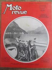 ANCIENNE REVUE MOTO REVUE N° 1058 NOVEMBRE 1951 SIDE CAR VITESSES MAXIMA