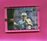 DAN MARINO MIAMI DOLPHINS 1995 ACTION PACKED MONDAY NIGHT FOOTBALL 24KT GOLD #4