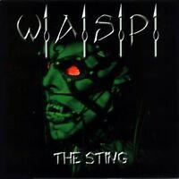 W.A.S.P. - THE STING   CD+DVD NEU