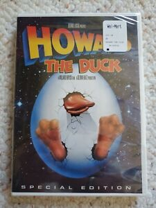 Howard the Duck -Special Edition - (DVD, 1986) New