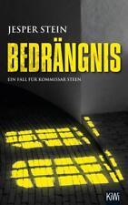 Bedrängnis / Kommissar Steen Bd.3 von Jesper Stein (2016,Taschenbuch), UNGELESEN