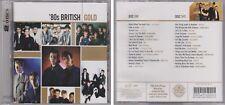 80s BRITISH GOLD Various Artists 2007 Double 2 CD Set Naked Eyes Yaz Nik Kershaw
