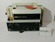 Vintage Projector Eumig Mark S 802 Super8 Single8 Made Austria
