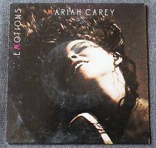 Mariah Carey, emotions / vanishing, SP - 45 tours