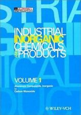 Ullmann's Encyclopedia of Industrial Inorganic Chemicals and Products by...