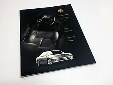 1997 Chrysler Intrepid Brochure