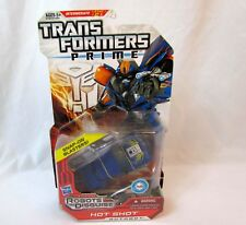 Transformers Prime Robots in Disguise RID Deluxe Class HOT SHOT MOSC NEW MISP