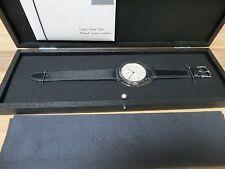 Original Nomos Tangente Uhr NEU OVP in Holzbox & Papieren UVP 1420€