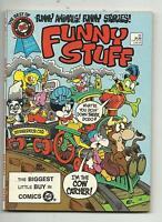 Best of DC Blue Ribbon Digest #49 Funny Stuff - Peter Panda & more - FN+ 6.5