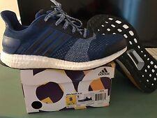 Adidas Ultra Boost ST blue sz 8