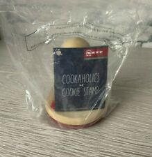 Neff - Cookaholics -  Cookie Stamp -  Brand New - Ideal Stocking Filler