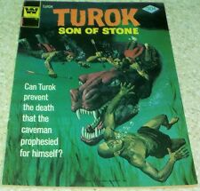 Turok Son of Stone 105, VF+ (8.5) 1976, HIGH GRADE! 50% off Guide!