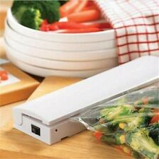 Home Kitchen Portable Seal Food Bag Heat Sealer Meat Packaging Machine Tools S