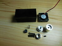 450nm 9mm focusable Laser Diode Case/Laser Diode Host with 450nm glass Lens