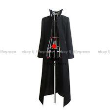 Shakugan no Shana Shana Third Long Cloak Wind Coat Cosplay Costume