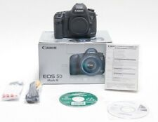 Canon EOS 5D Mark III Digital SLR Camera  5d mk3 great w/charger & battery