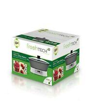 Ball Freshtech Automatic Jam and Jelly Maker Silver SmartStir Technology NIB