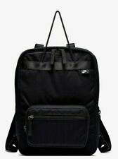 Nike Tanjun Black Backpack Laptop Book Bag Model BA6097 $55 Brand New w/ Tag