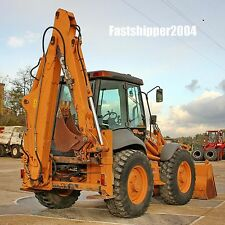 Case 580sr 590sr 695sr 580+ Super R Series 3 Loader Backhoe Service Manual CD