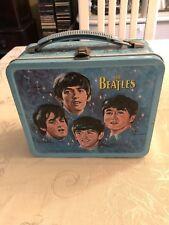 beatles memorabilia Lunch Box
